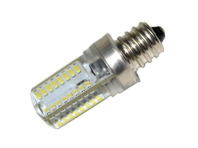 E12 Candelabra Base LED Bulb for GE General Electric WE4M305 Dryer Light Bulb photo