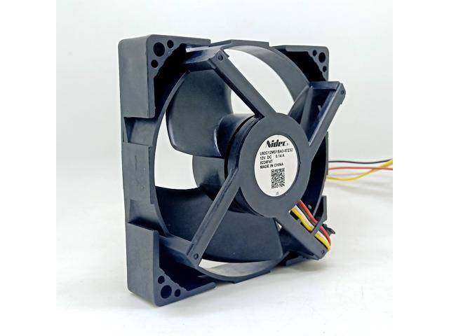 waterproof Nidec U92C12MS1BA3-57Z32 12V 0.14A Midea/ haier refrigerator cooling fan photo