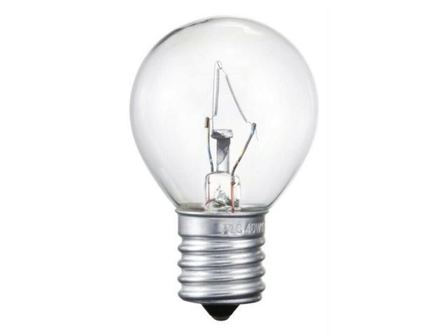 Phillips 415414 40 Watt High Intensity Appliance Bulb, Pack 2, Part 415455 photo