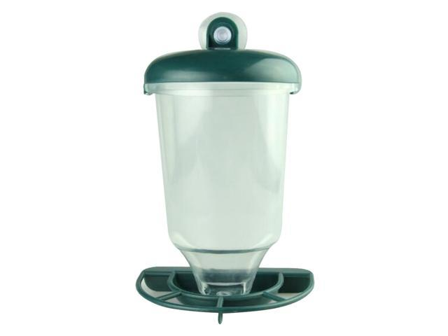 Outdoor Glass Window Viewing Bird Feeder Automatic Seed Peanut Suction Up (784106781246 Home & Garden Lawn & Garden Outdoor Living) photo