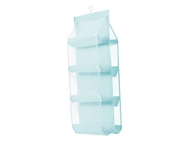 8 Pocket Purse Organizer Storage Rack Closet Handbag Hanging Wardrobe (757190130696 Home & Garden Household Supplies) photo
