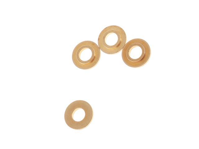 4x RC Helicopter Horizontal Shaft Washer Gasket for WLtoys V950 Spare Parts photo