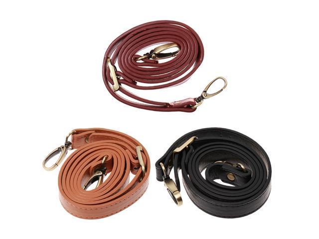 3pcs Bag Strap Crossbody Replacement Shoulder Bag Handle Purse (753128750387 Belts & Suspenders) photo