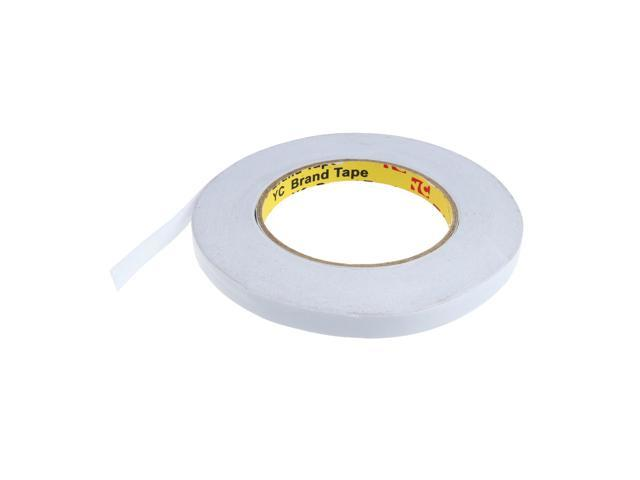 Strong Double Stick Tape Double Sided Adhesive Foam Mounting Tape Roll 10mm photo
