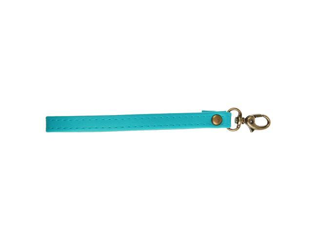 Durable Leather Replacement Wrist Strap for Clutch, Wristlet, Purse Green (733021452144 Belts & Suspenders) photo
