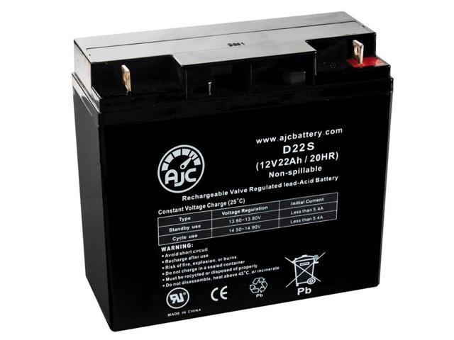 Xantrex Technology XPower PowerSource 2200 Jump Starter 22Ah Replacement Battery - This is an AJC Brand Replacement (688624012854 Electronics) photo