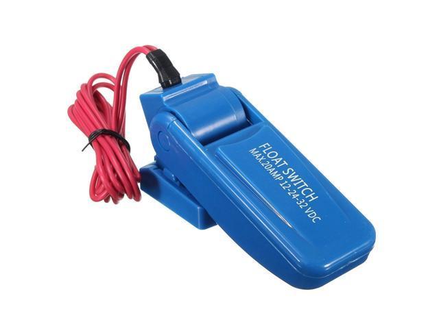 MK-CFS12 Automatic Electric Water Pump Float Switch DC Bilge Pump Switch Flow Sensor photo