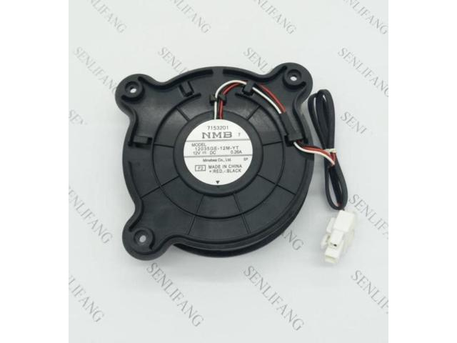 for NMB 12035GE-12M-YT DC12V 0.26A for Refrigerator cooling fan photo