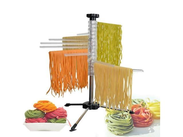 Kitchen Accessories Noodle Spaghetti Drying Rack Safe Material Pasta Holder Stand Dryer Cooking Tools Gadget photo