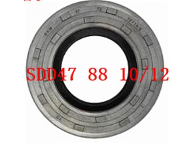 2pcs Washing Machine Parts oil rubber seal SDD47 88 10 /12 photo