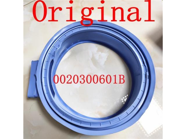 For the washer HAIER HWD70-1482S door sealing ring gasket oem 0020300601B photo