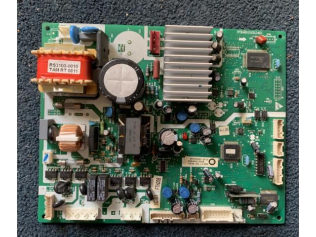 98% for Haier refrigerator computer board circuit board BCD-301WS/BCD-301W 0064001333A driver board good working photo