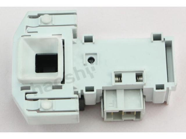 Parts for washing machine time delay switch door XQG52-288 SILVER1095/2185 DM070 door lock photo