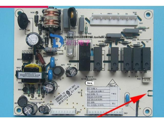 95% for Haier refrigerator computer board circuit board BCD-210SCDL/SVDL/DX/DCX 0064001042 driver board good working photo