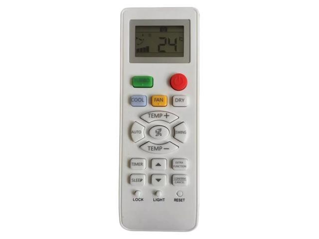 Remote Control For Haier Air Conditioner YR-HD01 YL-HD02 YL-HD03 YL-HD04 YR-HD05 YR-HD06 photo