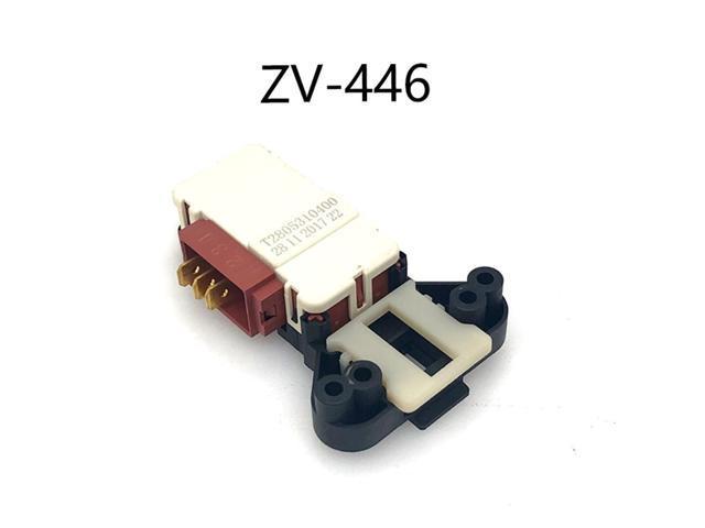 1pcs for washing machine parts time delay switch door ZV-446 door lock photo