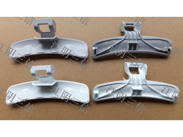 1pcs gray for Samsung washing machine parts Doorknob Drum washing machine door handle DC-64-01524A WD8754CJZ photo