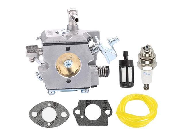 031AV Carburetor Kit for Stihl 031AV 031 030 Paramount PLT2145 Weed Eater LT7000 GTI17LE GTI52 SST45 Poulan 112 DPT112 Walbro WA2 Chainsaw Carb.