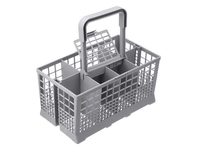 Home U niversal Dishwasher Cutlery Silverware Storage Baskets For Whirlpool Maytag Parts photo