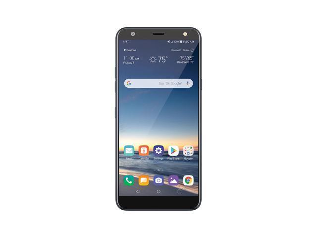 LG K40 Factory Unlocked Phone - 5.7' Screen - (LMX420AS) 32GB/2GB - Gray photo