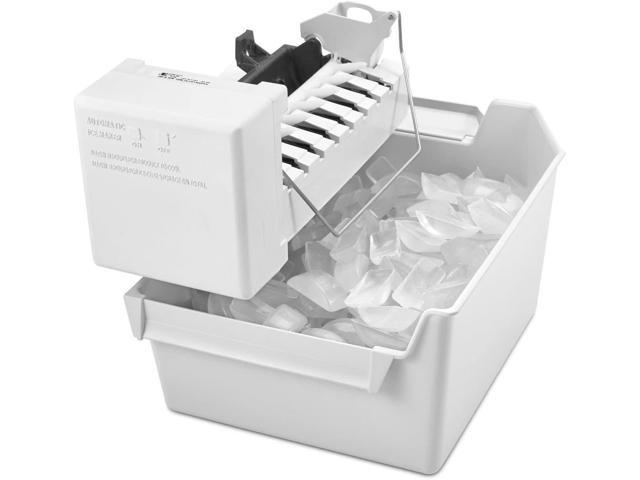Whirlpool 798061 9 In. 3 Lbs. Ez Connect Ice Maker Installation Kit In White photo