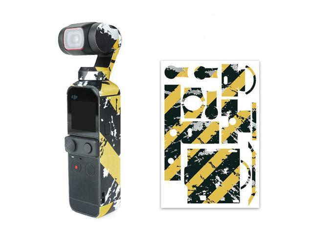 3M Gradient Pattern Sticker Protective Film Camera Accessories for DJI OSMO Pocket 2 Handheld Gimal Camera-Future Technology (714320527702 Toys & Games Toys) photo
