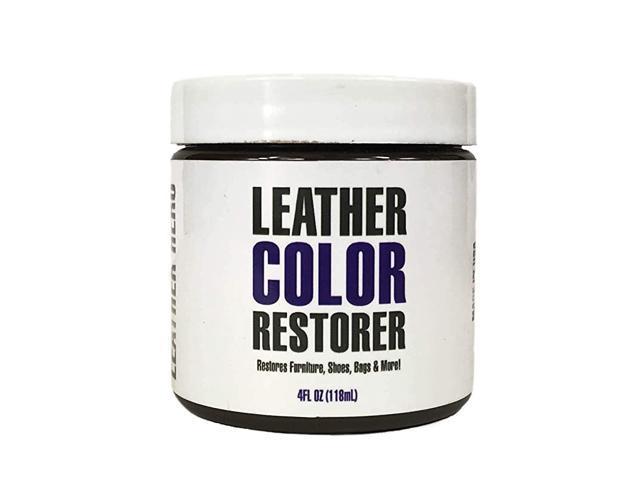 Color Restorer & Applicator- Refinish, Repair, Renew & Vinyl Sofa, Purse, Shoes, Auto Car Seats, Couch 4oz (Tan) (Vehicles & Parts) photo