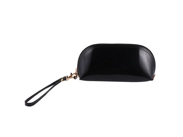 1pc Woman Patent Leather Handbag Purse Change Purse (Belts & Suspenders) photo
