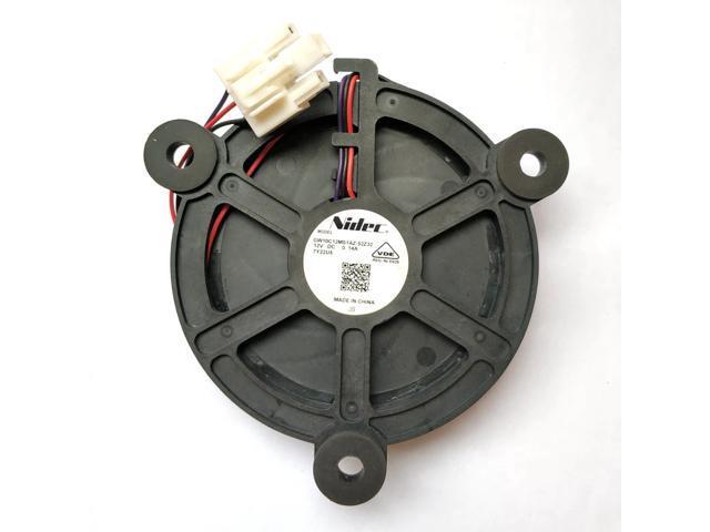 Nidec GW10C12MS1AZ-52Z32 DC12V 0.14A 3Lines for Refrigerator cooling fan photo