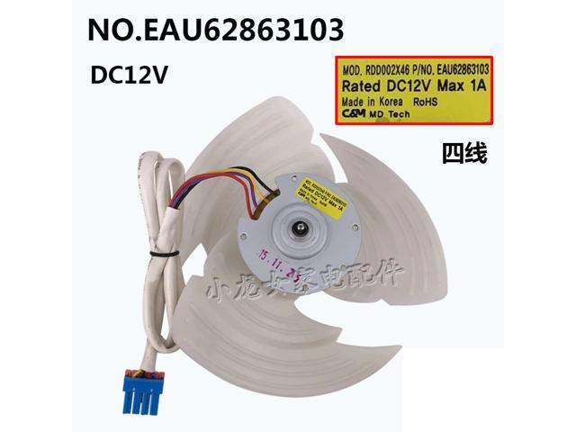 RDD002X46 EAU62863103 DC12V 1A 148MM for LG Refrigerator cooling fan photo