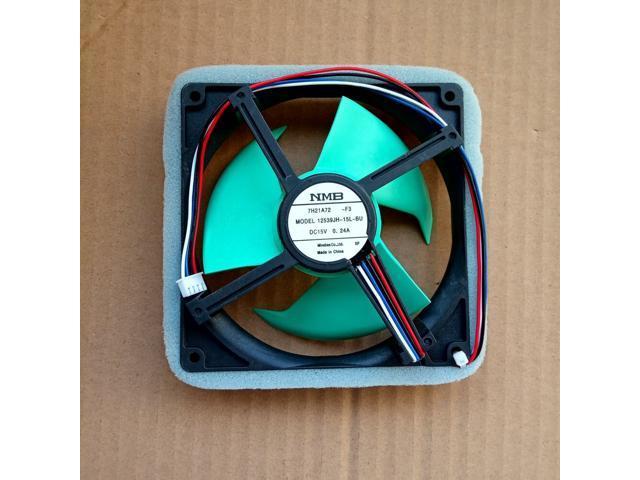 12539JH-15L-BU DC15V 0.24A 12cm for refrigerator cooling fan photo