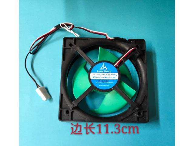 BCD-261WGS DC12V 0.15A 1920RPM for Refrigerator cooling fan photo