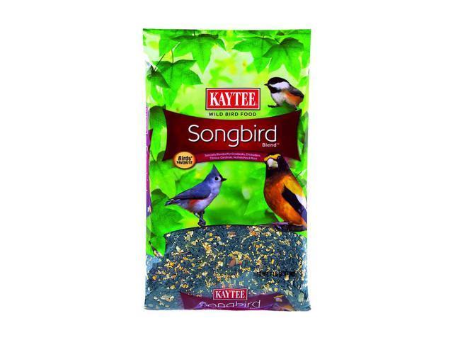 Kaytee Songbird Songbird Wild Bird Food Black Oil Sunflower Seed 7 lb. - Case Of: 1; (071859028118 Home & Garden Lawn & Garden Outdoor Living) photo