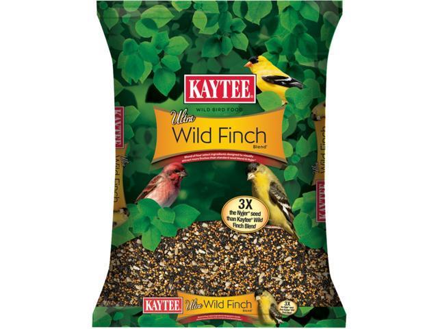 Kaytee Ultra Wild Finch Songbird Wild Bird Food Niger Seed 5 lb. - Case Of: 1; (071859000596 Home & Garden Lawn & Garden Outdoor Living) photo