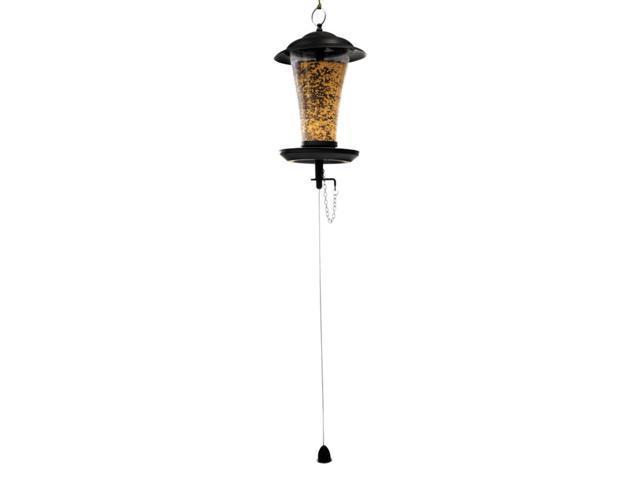 The Effortless Birdfeeder 3 lb. Plastic Hanging Bird Feeder - Case Of: 1; (814066020243 Home & Garden Lawn & Garden Outdoor Living) photo