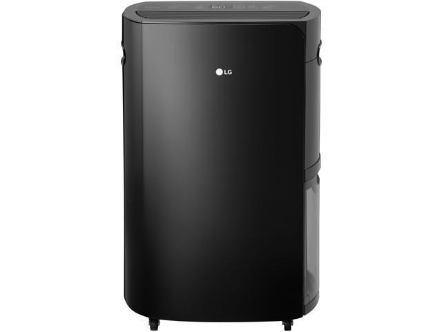 LG UD501KOG5 PuriCare 50 Pint Dehumidifier Black photo