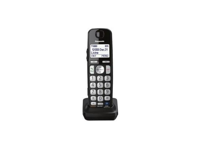 Panasonic KX-TGEA20S New DECT 6.0 Technology Additional Digital Cordless Handset for KX-TGC21, KX-TGD21, & KX-TGE27 Series (885170185180 Electronics Communications Telephony) photo