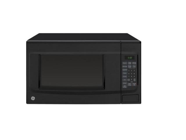 GE 1.4 cu ft Countertop Microwave Oven-Black photo