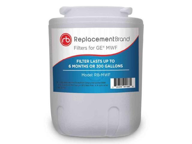 ReplacementBrand GE MWF Comparable Refrigerator Water Filter photo