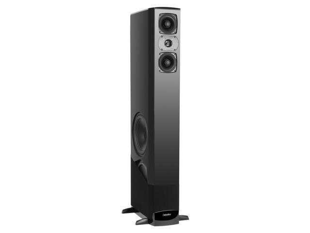 Definitive Technology BP-8040ST Bipolar SuperTower Floorstanding Loudspeaker - Each (Gloss Black) (093207078330 Electronics Audio Home Theater Systems) photo