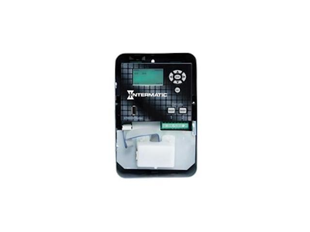 Intermatic Electronic Timer Gray ET90215CE photo
