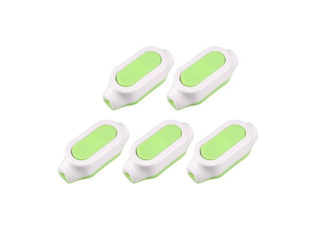 Appliance Switch AC 250V 10A Inline ON/OFF Rocker Switch Feed-Through Table Desk Light Switch 5pcs photo