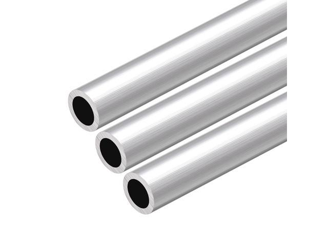 """1/"""" OD x 0.125/"""" Wall x 0.75/"""" ID Aluminum Round Tube 6061-T6-Extruded 12.0/"""""""