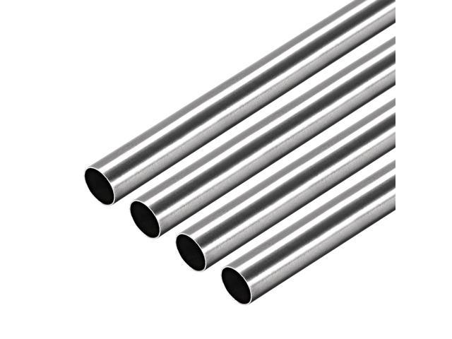 "304 2 Foot Long Piece 1 5//8/"" Stainless Steel Tubing"