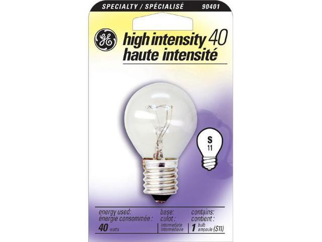 Ge Incandescent Globe Bulb 40 Watts 35156 photo