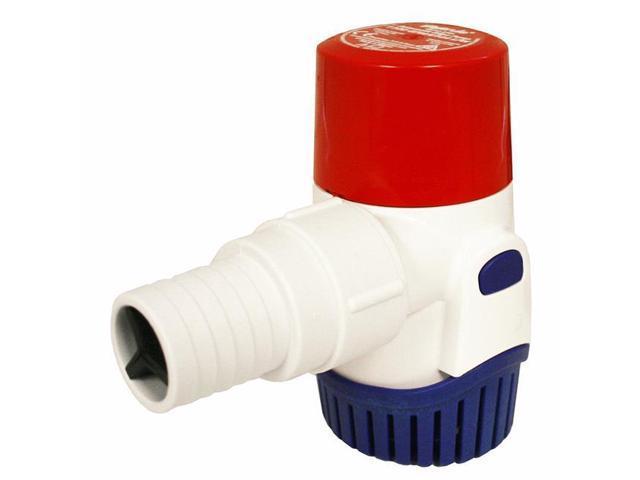 Rule 27SA-24 1100 GPH Electronic Sensing 24 V Bilge Pump photo