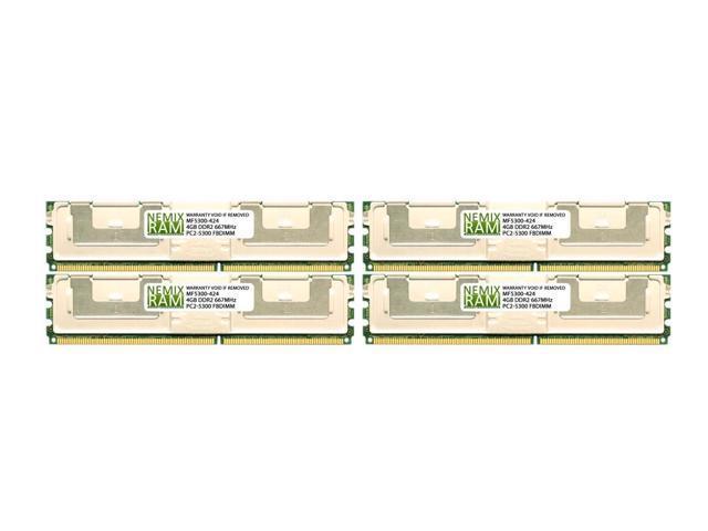 MA507G//A 8GB 2x4GB PC2-5300 DDR2-667 FBDIMM Apple Xserve