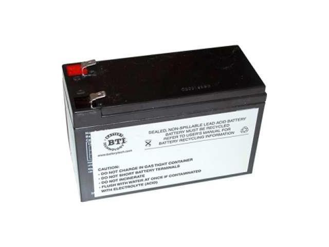 BATTERY TECHNOLOGY - SLA RBC2-SLA2-BTI RBC2 REPLACEMENT UPS BATTERY (745473115164 Electronics Power Ups Accessories) photo
