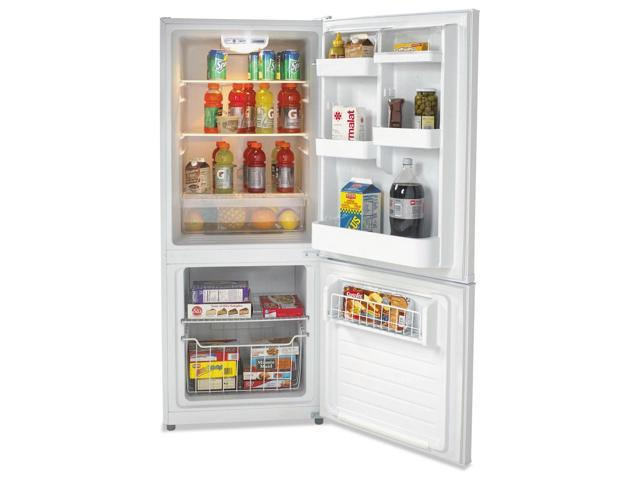Avanti Bottom Mounted Frost-Free Freezer/Refrigerator, 10.2 Cubic Feet, White photo