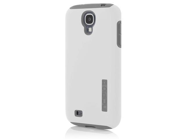 Incipio SA-378 Optical White/Charcoal Gray DualPro Case for Samsung Galaxy S4 photo